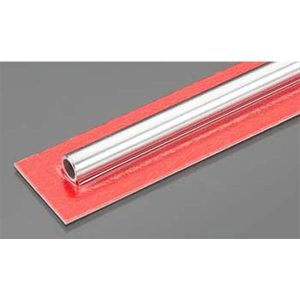 8mm OD X .89mm Wall Heavy Wall Aluminum Tube Pack of 1 300mm Long K&S Engineering 9810