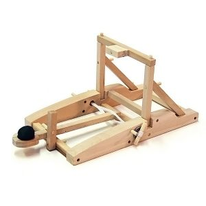 Pathfinders Catapult Medieval Siege Engine Kit