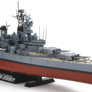 Tamiya US Battleship BB-62 New Jersey 1/350 Scale 78028