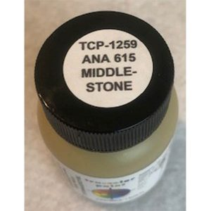 Tru-Color Paint ANA-615 Middlestone 1 ounce TCP-1259