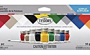 Testors Acrylic Paint Set TES 281235