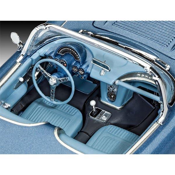 Revell '58 Corvette Roadster 1/25 Scale RVG 07037