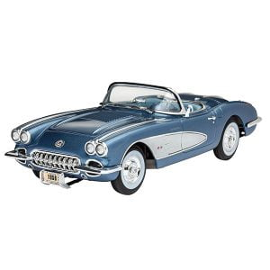 Revell '58 Corvette Roadster 1/25 Scale RVG 07037