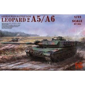 Border Models German Main Battle Tank Leopard 2 A5/A6 1/35 Scale BT-002