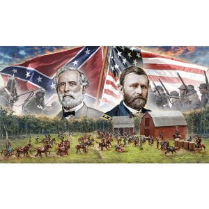 Italeri American Civil War 1864 Farmhouse Battle Set 6179
