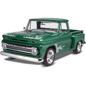 Revell '65 Chevy Stepside Pickup 2N1 1/25 Scale RMX 85-7210