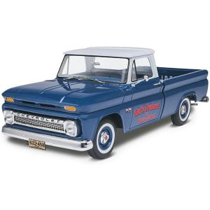 Revell '66 Chevy Fleetside Pickup 1/25 Scale RVL 85-7225