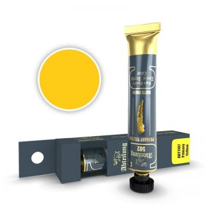 Abteilung 502 Dense Acrylic Paint Primary Yellow ABT1107