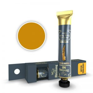 Abteilung 502 Dense Acrylic Paint Yellow Ochre ABT1110