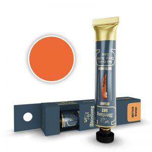 Abteilung 502 Dense Acrylic Paint Orange ABT1120