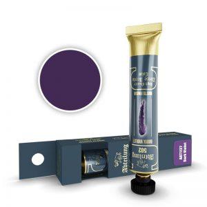 Abteilung 502 Dense Acrylic Paint Dark Violet ABT1127