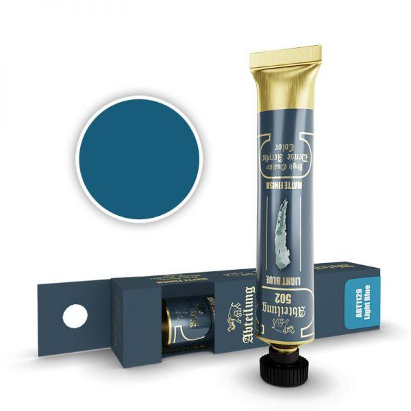 Abteilung 502 Dense Acrylic Paint Light Blue ABT1129