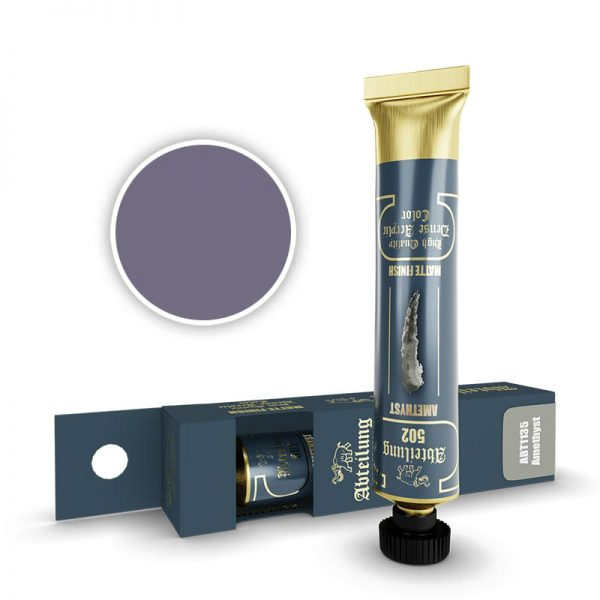 Abteilung 502 Dense Acrylic Paint Amethyst ABT1135