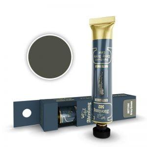 Abteilung 502 Dense Acrylic Paint Grey Green ABT1144