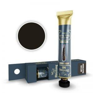 Abteilung 502 Dense Acrylic Paint Burnt Umber ABT1145