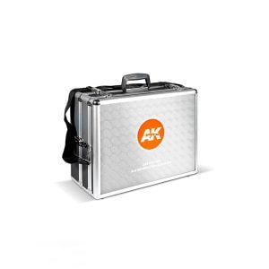AK Interactive Briefcase with 236 3rd Generation Colors 11701