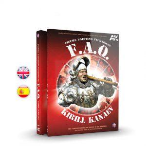 AK Interactive FAQ Scale Figures AKI 630