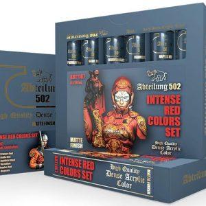 Abteilung 502 Dense Acrylic Paint Tube Sets