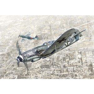 Italeri Bf 109 K-4 1/48 Scale 2805