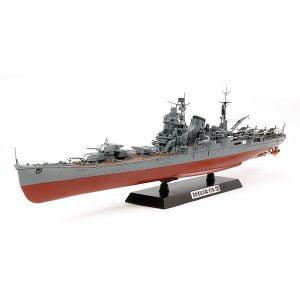Tamiya Japanese Heavy Cruiser Tone 1/350 Scale 78024