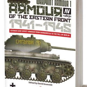 Vallejo Warpaint Armour 1 Armour of the Eastern Front 1941-1945 75014