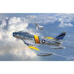 Italeri F-86F Sabre Mig Killer 1/72 Scale 1426