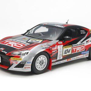 Tamiya Gazoo Racing TRD 86 2013 TRD Rally Challenge 24337