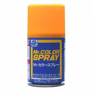 Mr Color Spray S109 Character Yellow Semi-Gloss Primary S109
