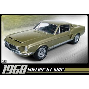 AMT 1968 Shelby GT-500 1/25 Scale 634M/12