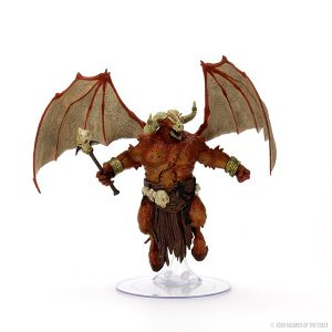 WizKids D&D Minis Icons of the Realm Premium Figure Orcus Demon Lord of the Underneath 96034