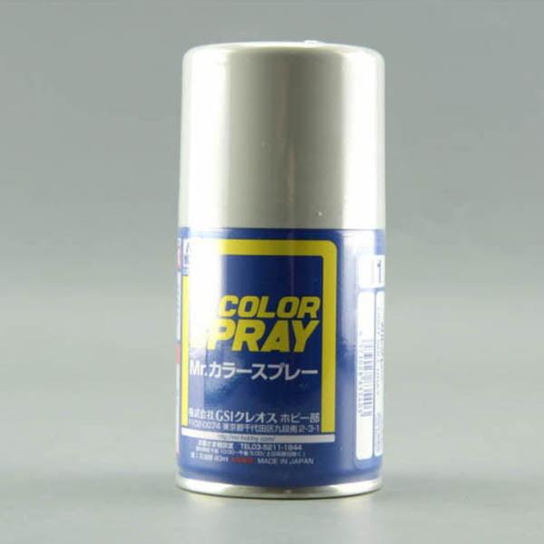 Mr Color Spray S11 Light Gull Gray Semi-Gloss Aircraft S11