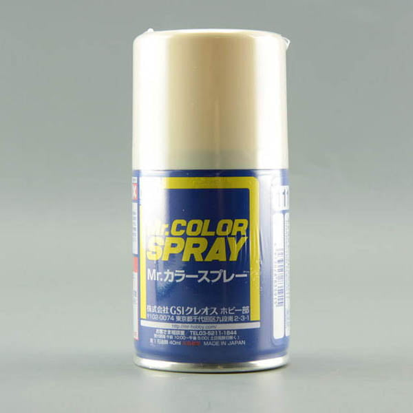 Mr Color Spray S111 Character Flesh 1 Semi-Gloss Primary S111