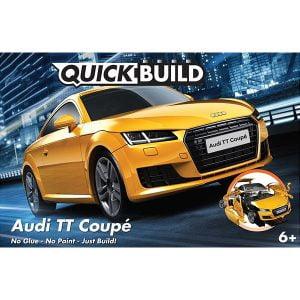 Airfix Audi TT Coupe Quick Build J6034