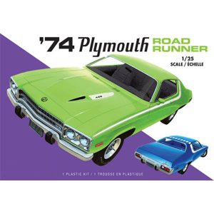 MPC '74 Plymouth Road Runner 1/25 Scale MPC920M