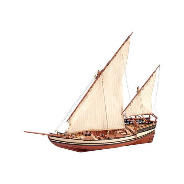 Artesania Latina Sultan Arab Dhow 1/85 Scale 22165