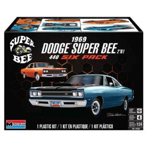 Revell '69 Dodge Super Bee 2N1 RVL 85-4505