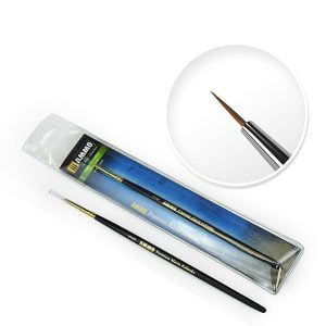 Ammo by Mig Premium Marta Kolinsky Round Brush 5/0 AMIG8600