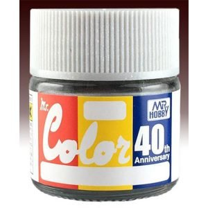 Mr Color 40th Anniversary Previous Silver AVC02