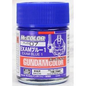 Mr Color G Gundam Color EXAM Blue 1 renewal 18ml XUG07