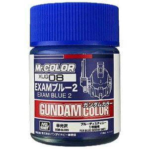 Mr Color G Gundam Color EXAM Blue 2 18ml XUG08