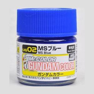 Mr Color G Gundam Color MS Blue Union A.F 10ml UG02