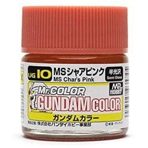 Mr Color G Gundam Color MS Char Pink Char Custom 10ml UG10