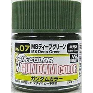 Mr Color G Gundam Color MS Deep Green Zeon 10ml UG07