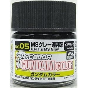 Mr Color G Gundam Color MS Gray Union A.F 10ml UG05