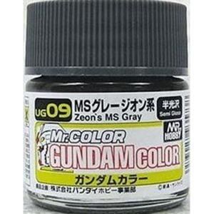 Mr Color G Gundam Color MS Gray Zeon 10ml UG09