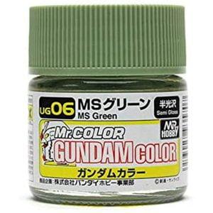Mr Color G Gundam Color MS Green Zeon 10ml UG06