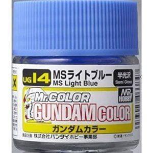 Mr Color G Gundam Color MS Light Blue 10ml UG14