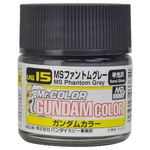 Mr Color G Gundam Color MS Phantom Gray 10ml UG15