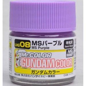 Mr Color G Gundam Color MS Purple Zeon 10ml UG08