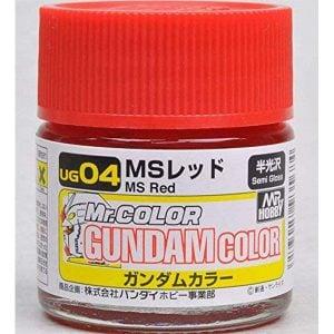 Mr Color G Gundam Color MS Red Union A.F 10ml UG04